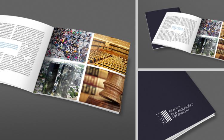MVIZUAL agencja reklamowa olsztyn katalogi publikacje projekt publikacji fundacja dobre prawo