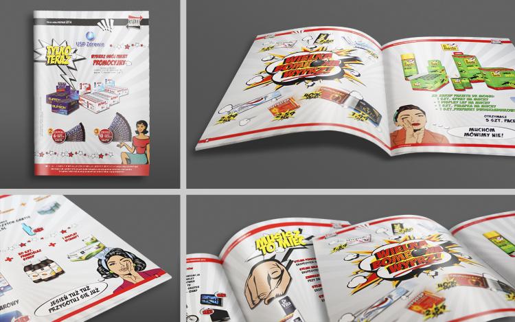 MVIZUAL agencja reklamowa olsztyn projekt gazetki reklamowej kargo 092014