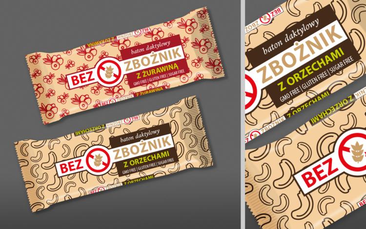 agencja reklamowa olsztyn MVIZUAL reklama projekt opakowania etykiety bezzbożnik baton daktylowy.png