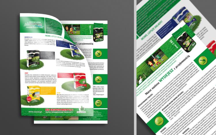 agencja reklamowa olsztyn MVIZUAL reklama ulotki foldery broszury sowul gazony