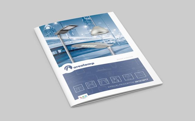agencja reklamowa olsztyn reklama MVIZUAL aktualności projekt katalogu arealamp 2016 1go1